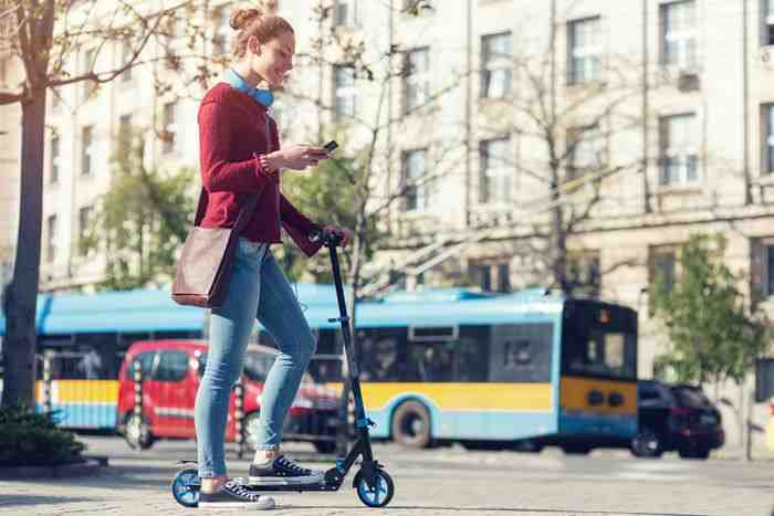 Cities Prepare for Dockless Electric Scooters