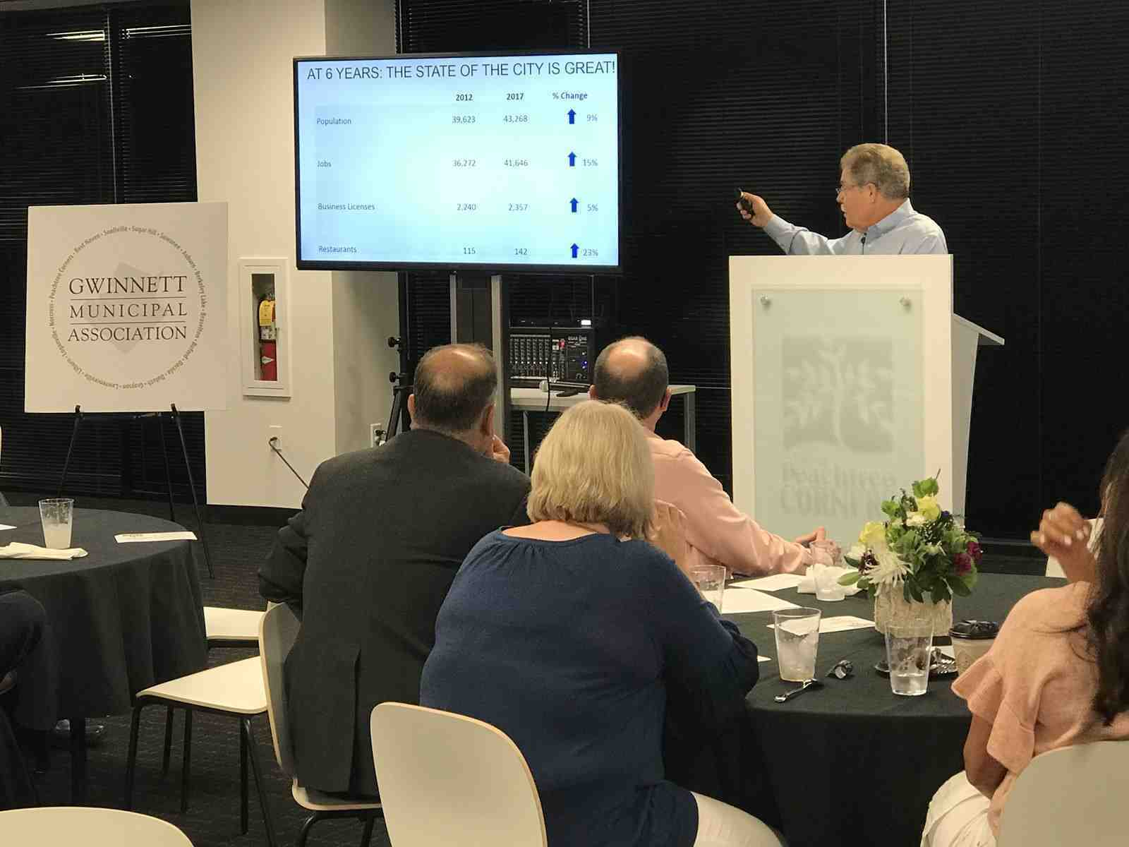 August Meeting Presentation Image