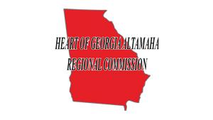 Heart of Georgia Altamaha Regional Commission