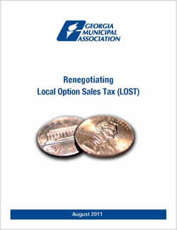 Renegotiating Local Option Sales Tax (LOST)