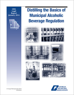 Distilling the Basics of Municipal Alcoholic Beverage Regulation