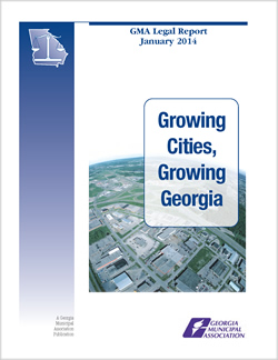 Growing Cities, Growing Georgia: A Guide to Georgia's Annexation Law