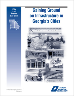 Gaining Ground on Infrastructure in Georgia's Cities