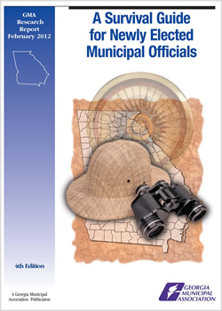 A Survival Guide for Newly Elected Municipal Officials