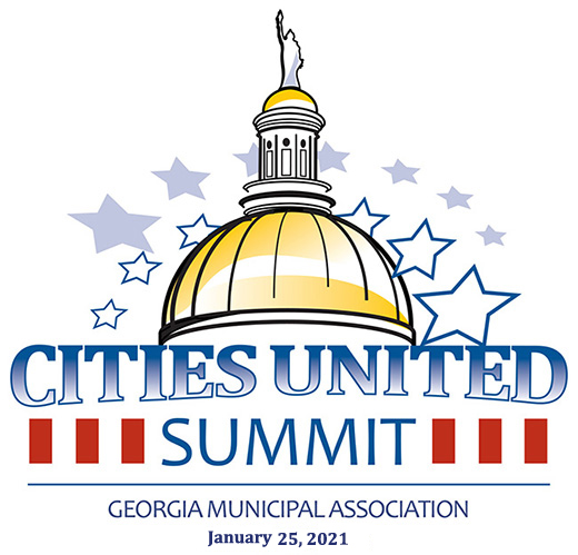 Cities United Summit. Georgia Municipal Association. January 25, 2021