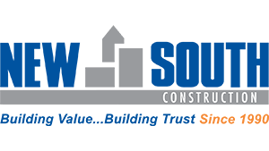 New South Construction Company logo