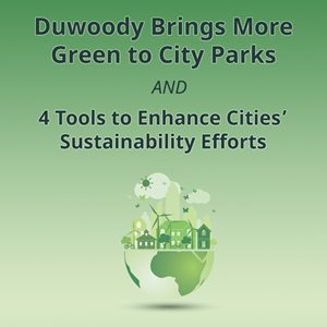 Dunwoody Brings More Green to City Parks