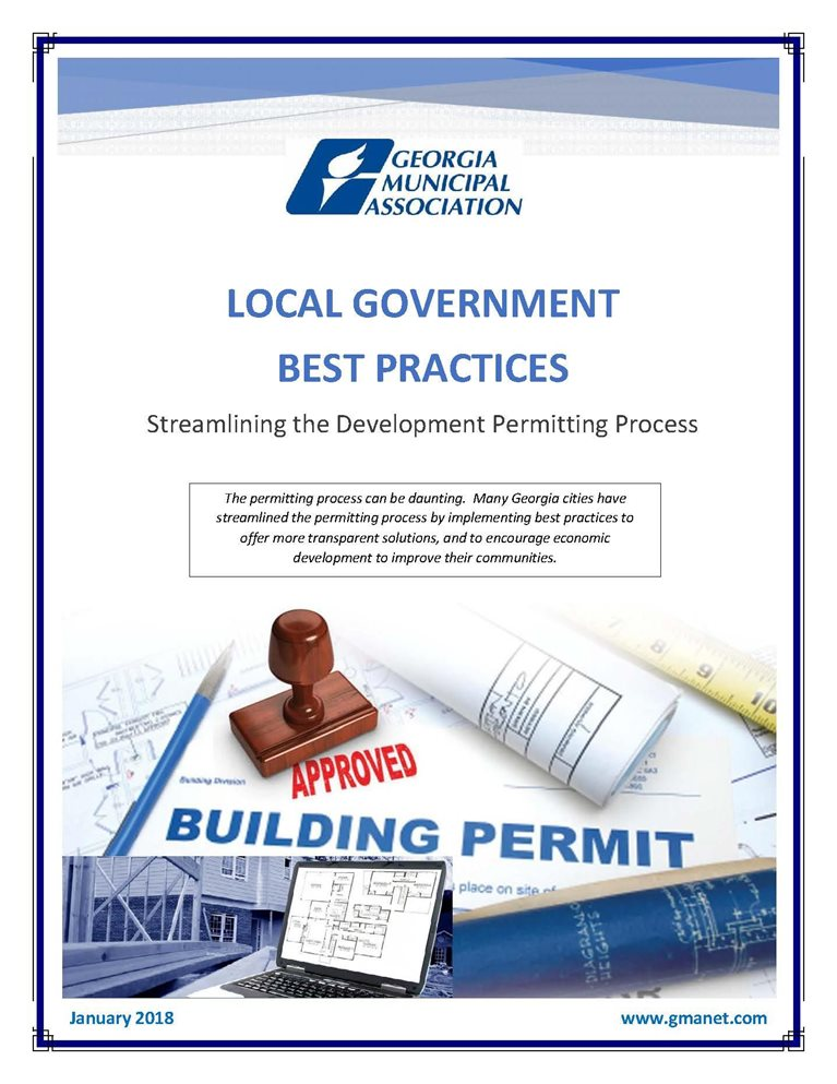 Best Practices For Streamlining the Permitting Process
